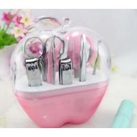 China New creative promotion gift product wedding gift manicure set on sale