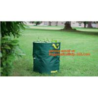 China 260L PP fabric leaf waste bags/garden bag waste/garden refuse sack,Green PE Bag Garden Waste Bag, Garden Sack BAGEASE PA on sale
