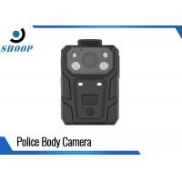 Waterproof Portable Body Camera , Body Surveillance Camera For Law Enforcement Manufactures