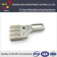 Professional Lost Wax Investment Casting Stainless Steel Components Antirust Manufactures