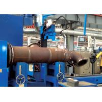 Tube - Flange Intersection Line MIG / MAG / Co2 Welding Machine Manufactures