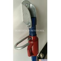 Euro Standard Push-Pull Scaffolding Steel Prop with Telescopic Length To Support Wall Formwork Manufactures