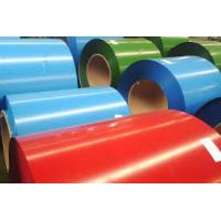 Waterproof Color Coated Aluminum Coil For Wall Cladding Trailer Body Manufactures