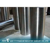 F - 5 / F - 7 Alloy Titanium Forging Bar ASTM B381 For Sporting Goods Manufactures