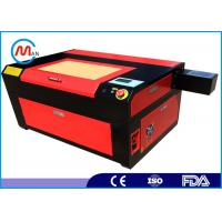 Portable Acrylic Wood Laser Engraving Equipment CO2 Laser Engraving Machine Manufactures