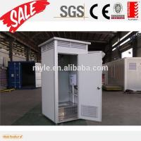 China PORTABLE DUNNY - portable toilet TEMPORARY BUILDERS TOILET Or SHED on sale