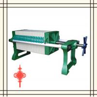 (Type 630) Manual Compact Filter Press Manufactures