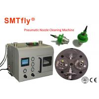 0.4Mpa SMT Stencil Cleaner , High Efficiency Nozzle Cleaning Machine Low Noise Manufactures