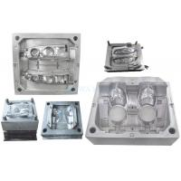 Customized Headlight Molding Car Tail Lamp Injection Mold Hot Runner Manufactures
