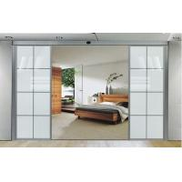 China Electric Residential Automatic Sliding Doors Drive With Cloakroom on sale