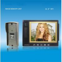 8.3inch with Reccord Funtion Touch Button Video Intercom Manufactures