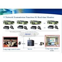 Vehicle Security System-4 ch video/audio inputs,D1 25fps/30fps CIF Real-Time Car DVR Manufactures