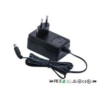 China 50hz - 60hz Universal Power Adapter 12V 2A 2000mA Two Round Pin EU Plug 24w Ac Dc on sale