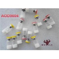 Protein Peptide Hormones AOD9604 2mg/Vial Peptide AOD-9604 Anti-Aging and Fat Losing Manufactures