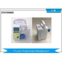 Double Channel Enteral Feeding Pump / Feeding Tube Machine Small Volume For Hospital Manufactures