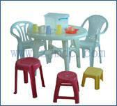 Chair, Table Mould