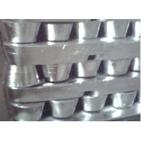 High purity lead ingot 99.99% /99.97%manufacturer