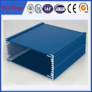 aluminum extrusion factory, aluminum channel price supplier, aluminum enclosure profiles Manufactures