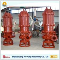 Long Worklife Horizontal and Submersible slurry pump Manufactures