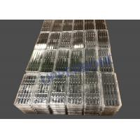 Durable Hard Alloy Cigarette Tobacco Blade Knife / Bobbin Tipping Paper Cutter Manufactures