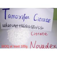 Tamoxifen Citrate Anabolic Legal Steroids Nolvadex Androsterone Powder MOQ 100g Manufactures
