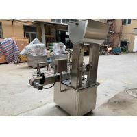 High Efficiency Automatic Filling Machine / Lip Balm Tube Filling Machine Manufactures
