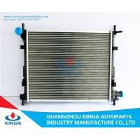Ford Aluminum Radiator Repair FIESTA MT Radiator For Car Cooling System ISO 9001 Manufactures