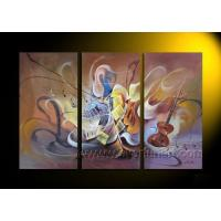 Abstract Oil Painting on Canvas (XD3-018) Manufactures