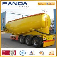 2016 New 60T cement bulker trailer, bulk cement tanker with air compressor for sale Manufactures
