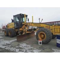 Volvo G780B Second Hand Grader243hp Engine Power 6 Cylinders Original Paint Manufactures