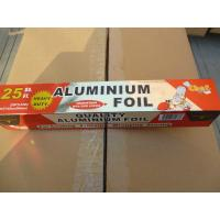 Non Toxic Aluminum Foil Wrapping Paper Environment Friendly For Fresh Keeping Manufactures