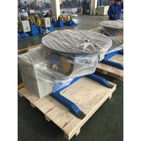 Manual Rotary Tube Welding Positioners With Wired Controller And Cradle Type Manufactures