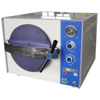 Automatic Desktop Autoclave Steam Sterilizer For Ophthalmic / Tattoo 20L Manufactures