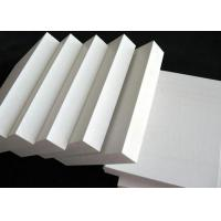 18mm PVC Foam Board Sheet High Density Fireproof Smooth Edge For Furniture Manufactures