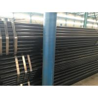 27SiMn / 37Mn5 thick wall steel tube Seamless , Hot / Cold Drawn Manufactures