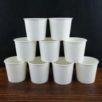 Double Wall Disposable Tea Cups , Printed Disposable Coffee Cups 100% Food Grade Material Manufactures