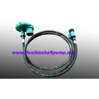 China flexible shaft water pump on sale