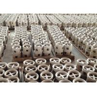 Gas Scrubbing Ceramic Random Packing Big Flux With Lower Pressure Drop Manufactures