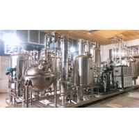 Low - Noise Herb Extraction Equipment , Membrane Concentration Machine Manufactures