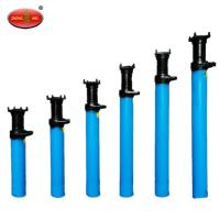 DN28 Steel Single Hydraulic Acrow Prop Jack Manufactures
