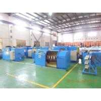 Stable Copper Wire Twisting Machine , Wire Pay Off Machine 3000 RPM Manufactures