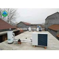 China Energy Saving Home Air Conditioner Heat Pump / House Air Energy Heat Pumps on sale