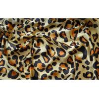 Lean Textile Hot sale eco friendly custom new design polyester stretched satin fabric
