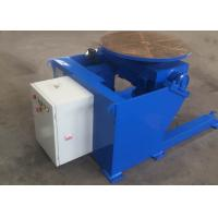 HB Tilting Pipe Welding Equipment Positioner For Automatic Pipe Circular Welding Manufactures