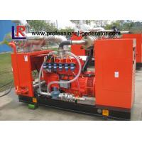 37.5kVA 30kw Biogas Natural Gas Generators Set with Water Cooling Noise Attenuation and Ventilation Manufactures