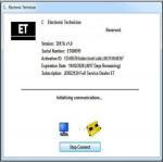 Caterpillar ET 2017A V1.0 Electronic Automotive Technician Diagnostic Software