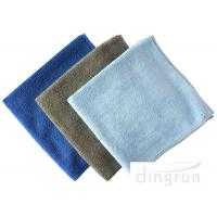 China Fast Drying Microfiber Cleaning Towel Multi Purpose Highly Absorbent For Car on sale