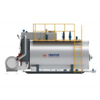 4T Oil And Gas Fired Boiler / Gas Fired Condensing Boiler For Shopping Mall Manufactures