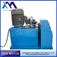 Gas Filled Shock Absorber Repairing Machine Hydraulic Hose Crimping Machine For Air Suspension Manufactures