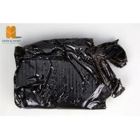 95% Purity Refined Bee Propolis Extract Black Solid Block 100-500g Raw Material Samples